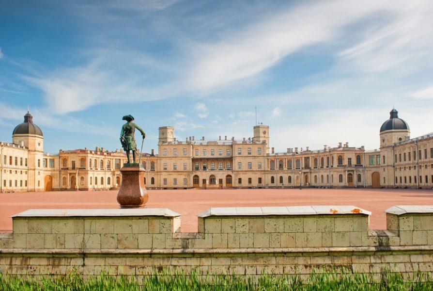 Гатчина (Ленинградская область): достопримечательности