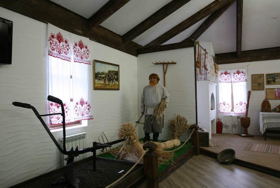 Музей Хлеба и Вина фото