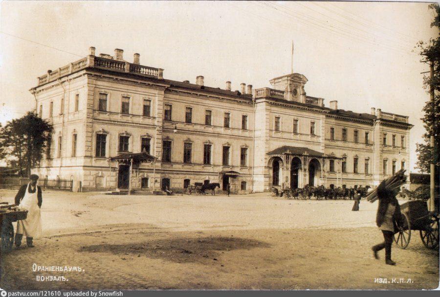 Достопримечательности Ломоносова в Ленобласти