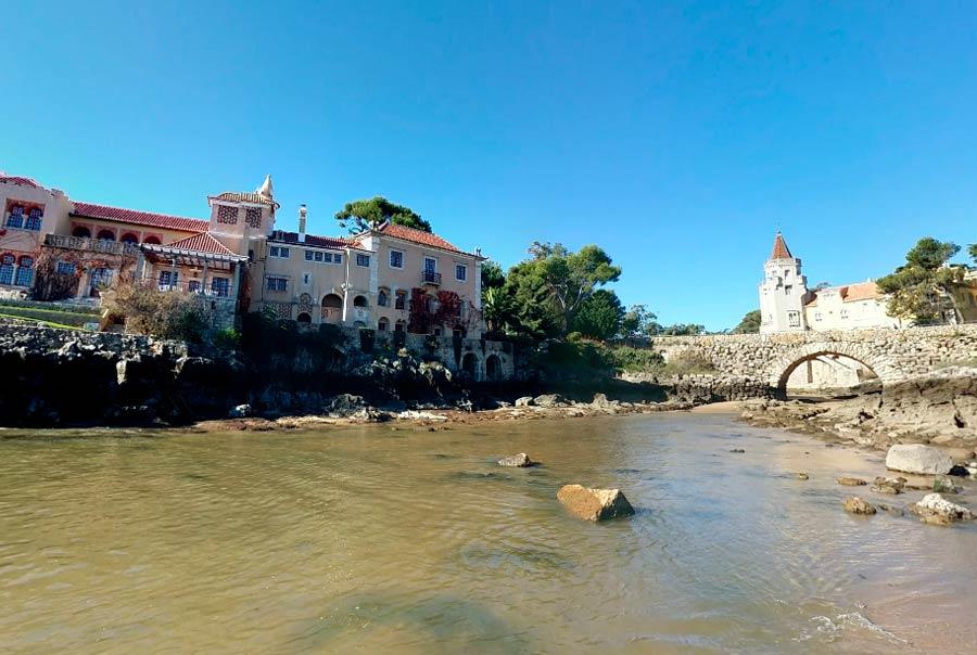 Маяк и Замок Святой Марии фото
