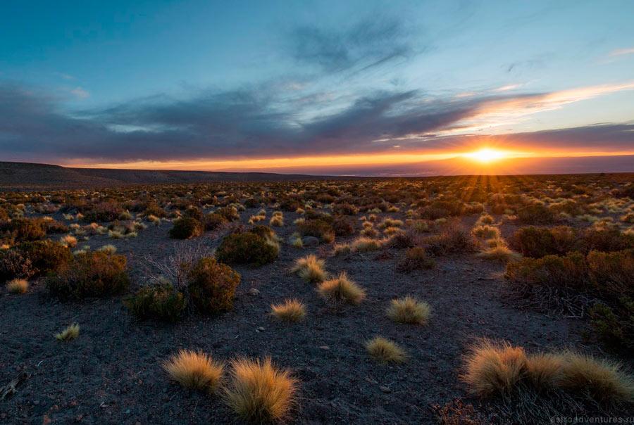 Десятый день астроэкспедиции: Лагуна Лейха и съёмки в пустыне
