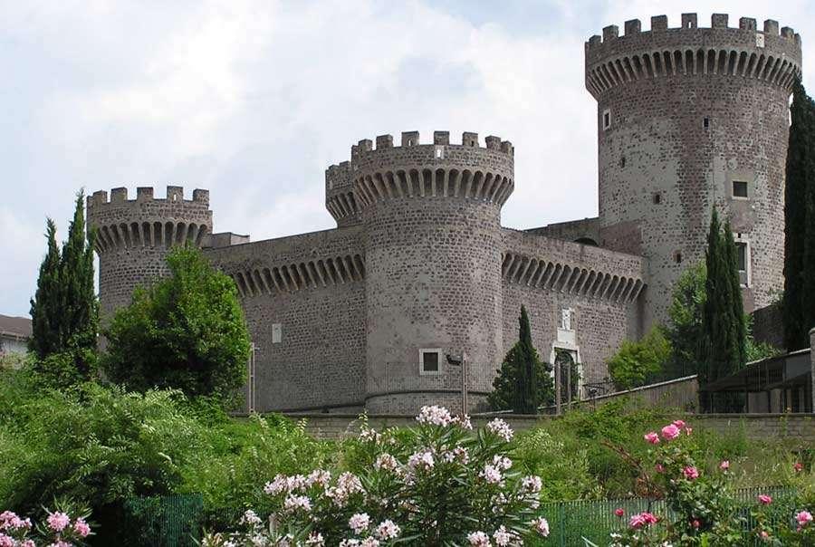 Достопримечательности Тиволи в Италии