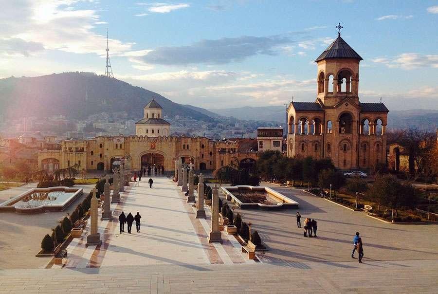 Достопримечательности Тбилиси самостоятельно