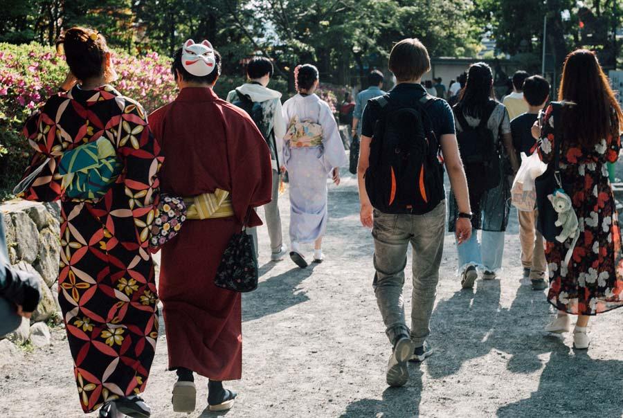 Что нельзя делать в Японии: 14 примеров