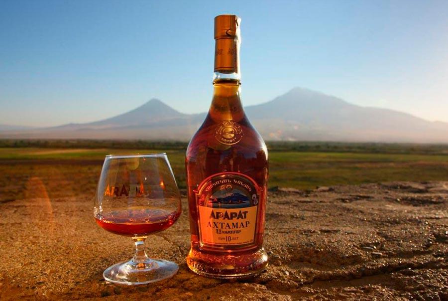 Алкоголь в Ереване