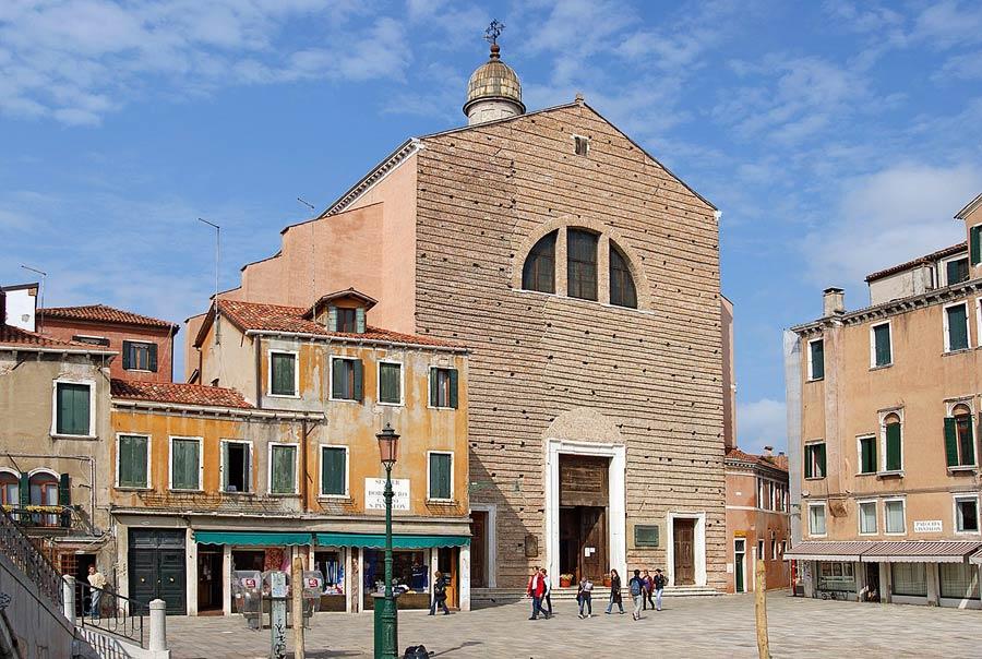 Достопримечательности Венеции в Италии