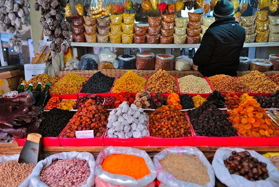 Продукты из Еревана