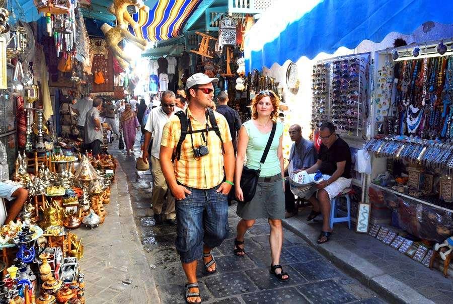 Сувениры и подарки из Туниса
