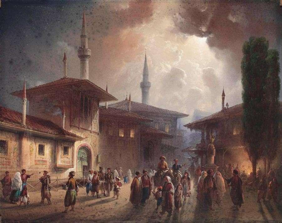 Достопримечательности Бахчисарая и окрестностей