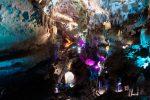 Пещера Прометея внутри