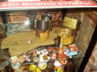 Сувениры и подарки из Казани