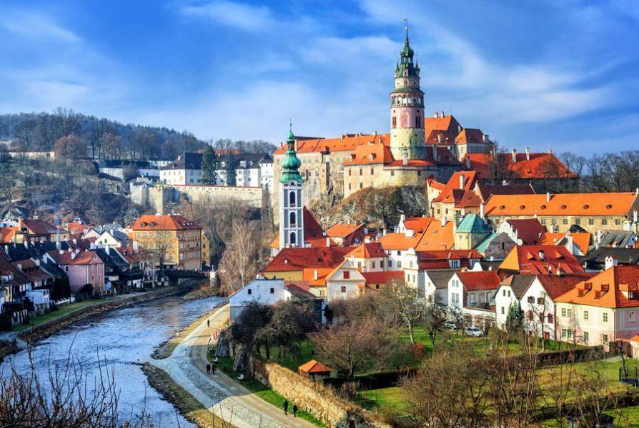 Достопримечательности Чехии. Города