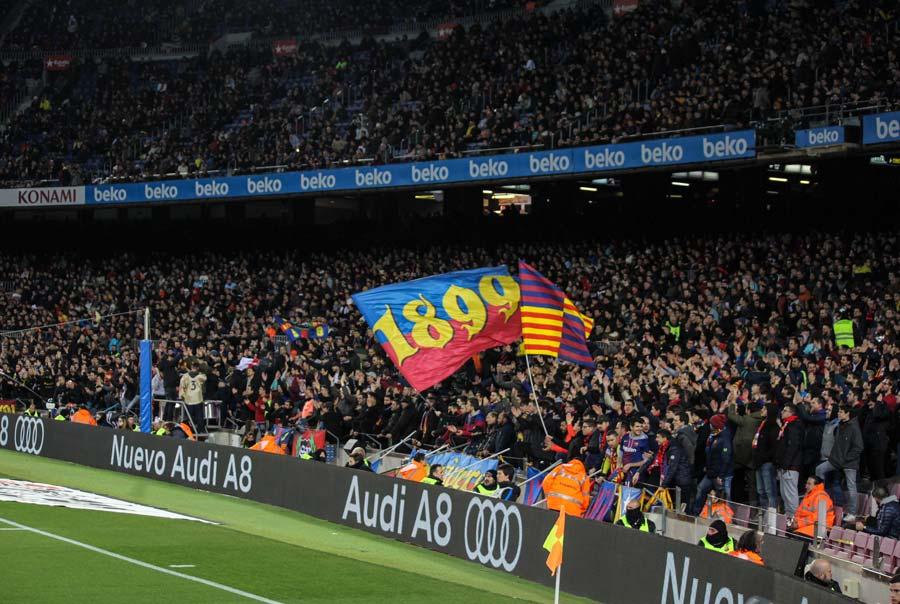 Как купить билет на матч Барселоны