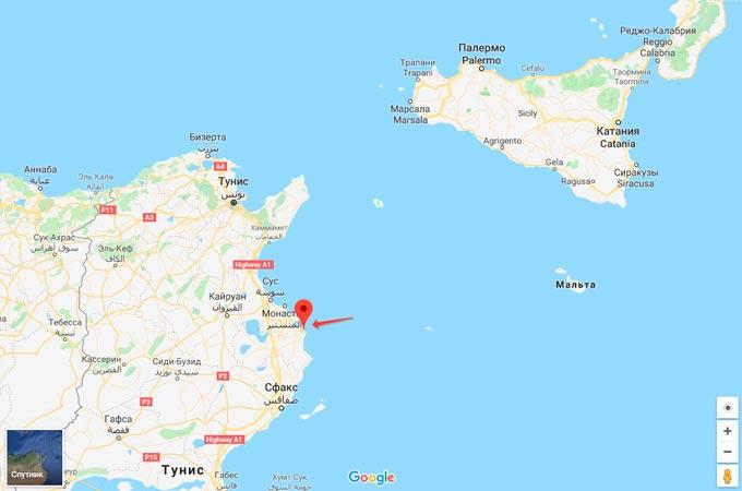 Махдия в Тунисе: описание курорта и отзывы об отдыхе