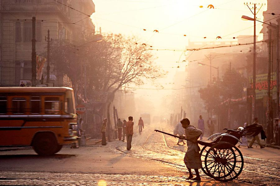 Город Калькутта