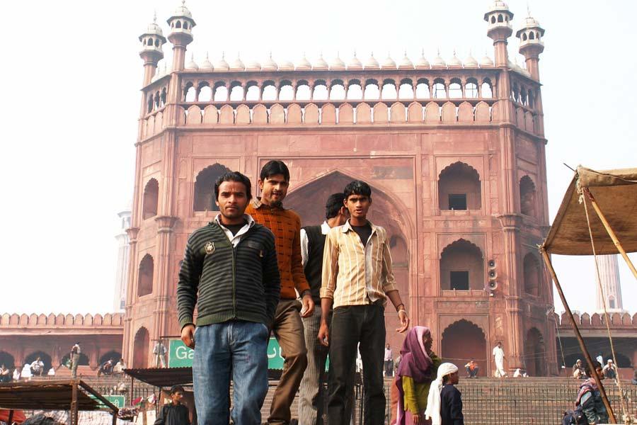 Город Дели — личный отзыв