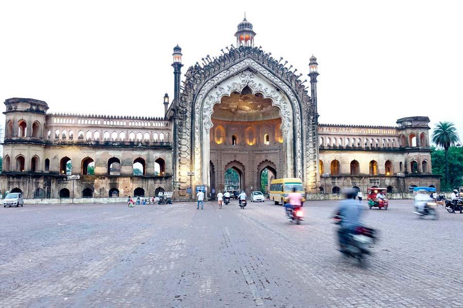 Описание индийского города Лакхнау