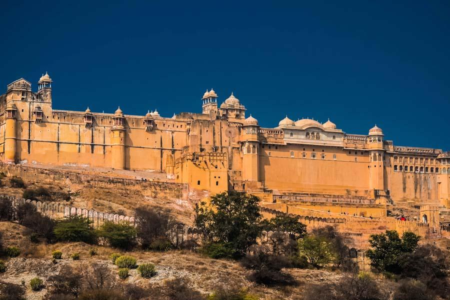 Описание индийского штата Раджастхан
