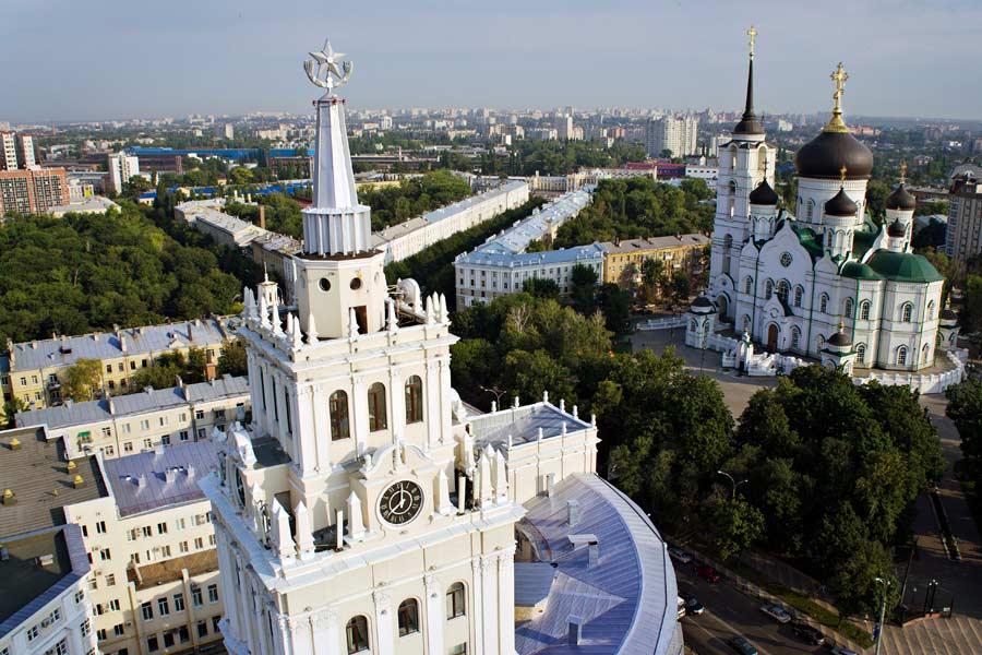 Что можно привезти из Воронежа друзьям