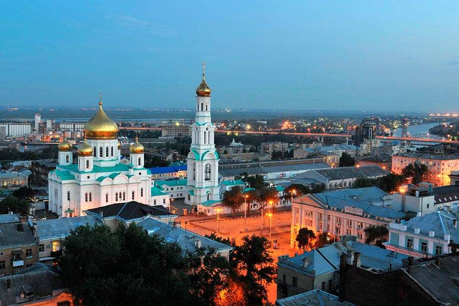 8 интересных достопримечательностей Ростова-на-Дону
