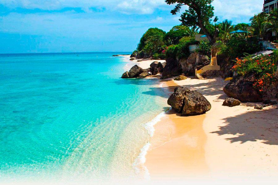 Пляжный отдых на Барбадосе