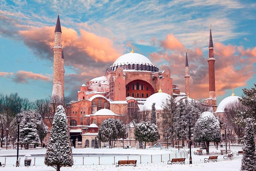 Отдых в Турции в феврале