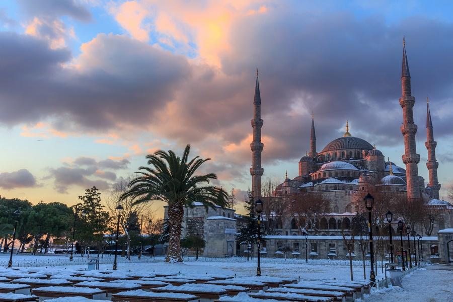 Отдых в Турции в январе 2019 — цены, погода, море, отзывы