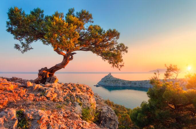 Отдых в Крыму в мае