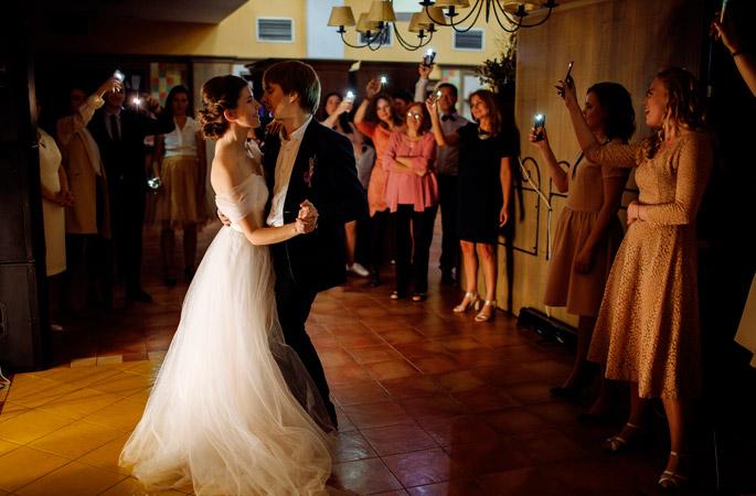 Как прошла наша свадьба. Две свадьбы!