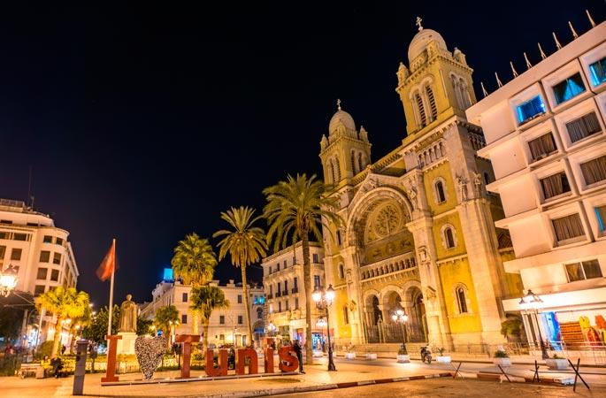 Отдых в Тунисе в феврале