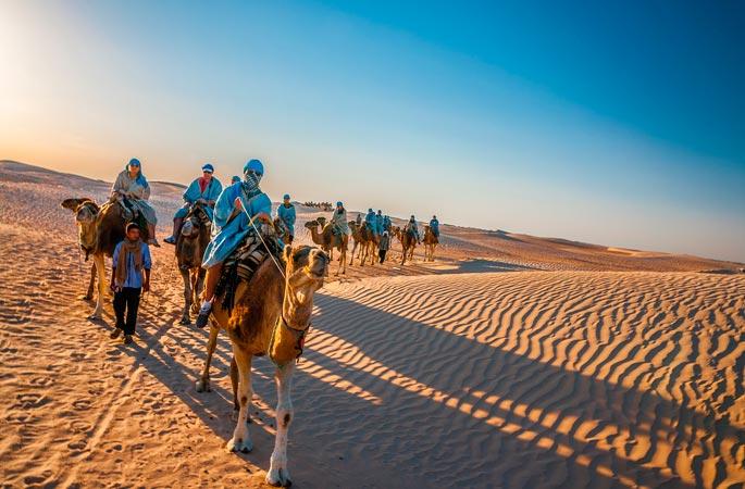 Отдых в Тунисе в декабре