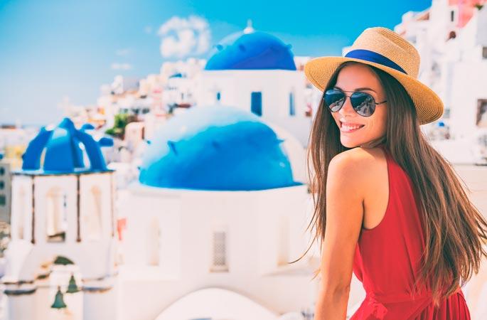 Отдых в Греции в мае