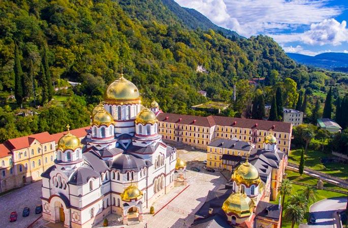 Отдых в Абхазии в июле