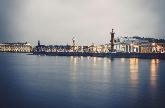 Отдых в Питере в ноябре