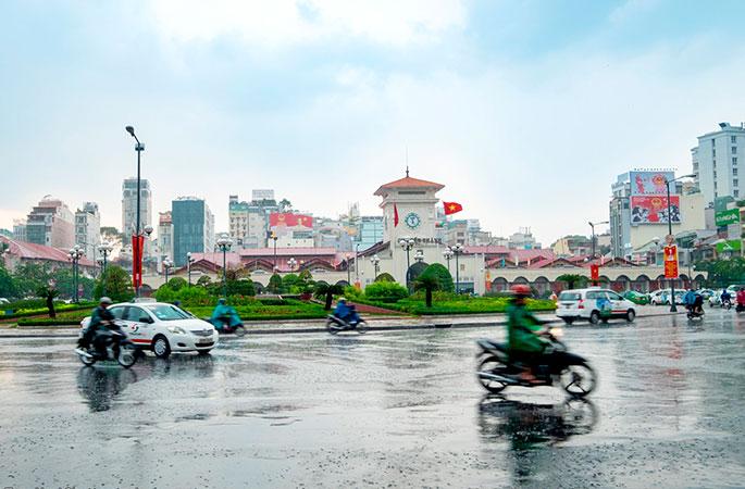 Отдых во Вьетнаме в июне