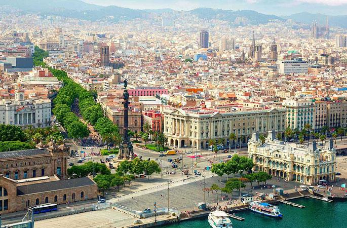 7 интересных мест Барселоны