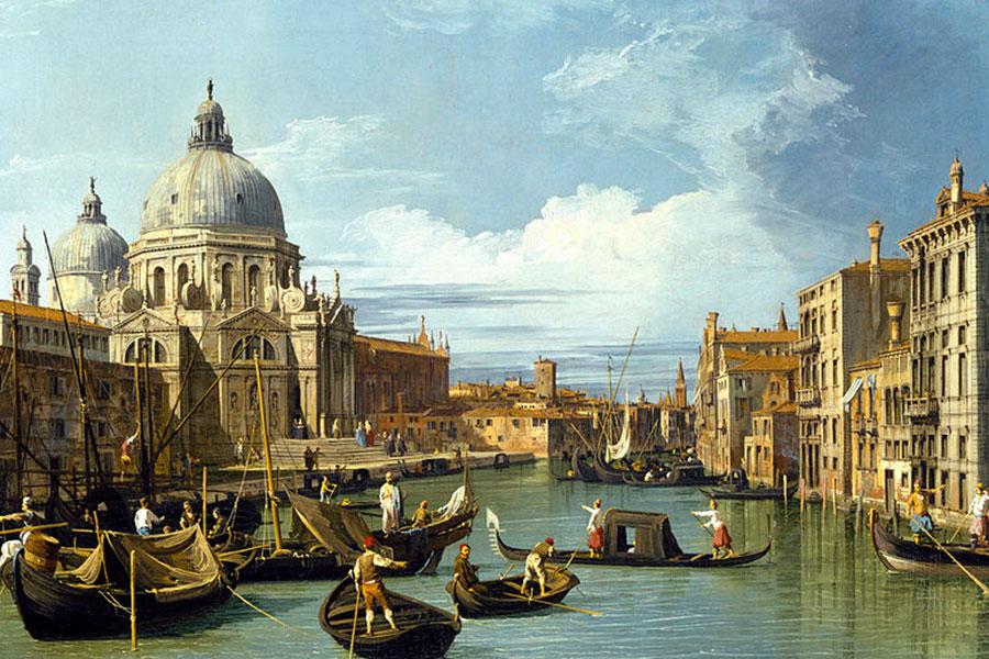 Чем знаменит Гранд-канал в Венеции