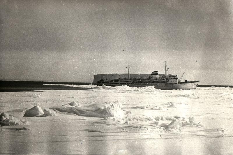 Работа в Антарктиде — дневник моего деда